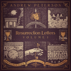 Resurrection Letters, Vol. I Deluxe Edition CD