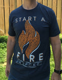 Unspoken - Start A Fire Shirt
