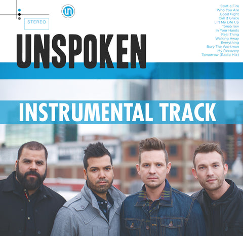 In Your Hands - Instrumental Track