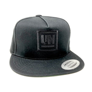 UN Logo Black Hat