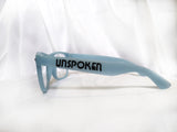 Unspoken Glow In The Dark Glasses