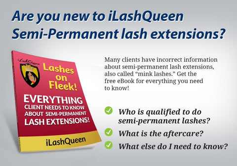 Frequently Asked Questions about Semi-permanent Eyelash Extensions