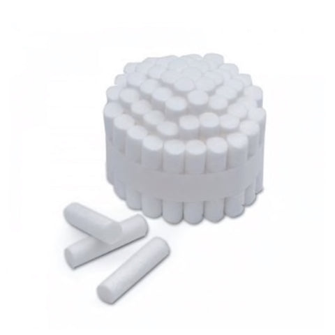 Cotton Dental Gauze Rolls for Teeth Whitening