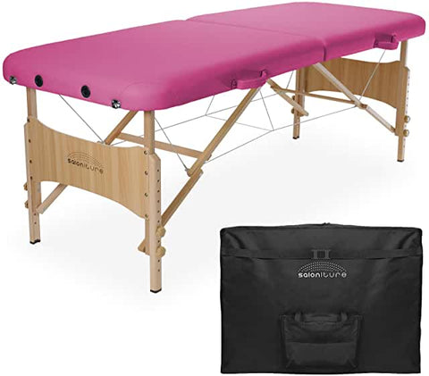 PINK Portable Massage Table