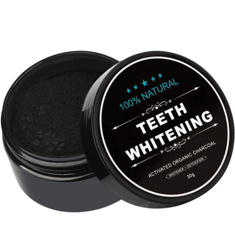 Teeth Whitening Charcoal POWDER Toothpaste