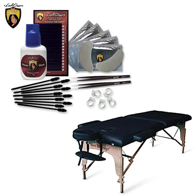 Duchess Mini Kit With Massage Table