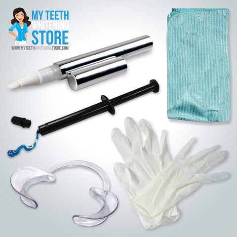 Professional Peroxide Gel Teeth Whitening Kits