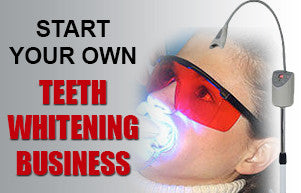 Teeth Whitening Goggles