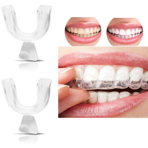 Mouth Trays for Teeth Whitening (Thermo moulding)