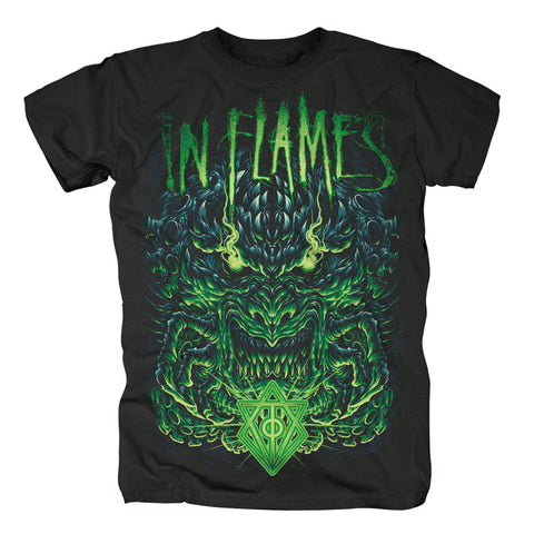 In Flames Hatred Connected T-Shirt