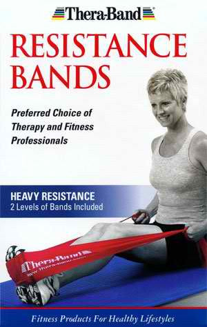 Heavy Multi Pack Exercise Band