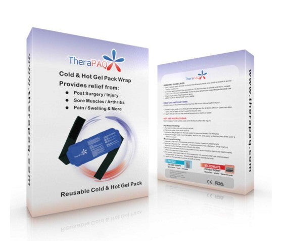 Reusable Gel Pack for Pain Relief