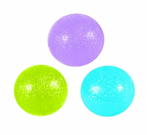 Hand Therapy Exercise Ball Kit
