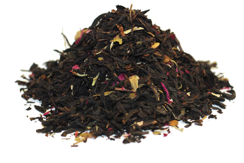 Rose-Infused Chinese Black Tea