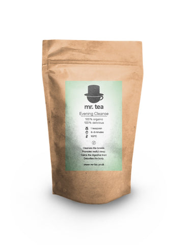 28 Day Evening Cleanse - Peppermint Flavour Detox Tea