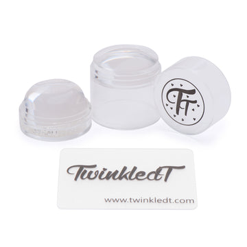 Crystal Double-Head Clear Stamper & Scraper