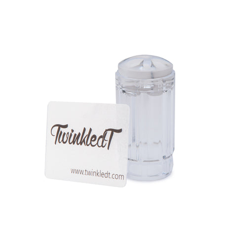 Stainless Steel Clear Stamper & Scraper