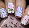 Lollipop Stencil - Twinkled T - 2