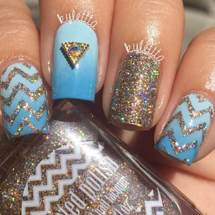 Kylie's Chevron Vinyls - Twinkled T - 4