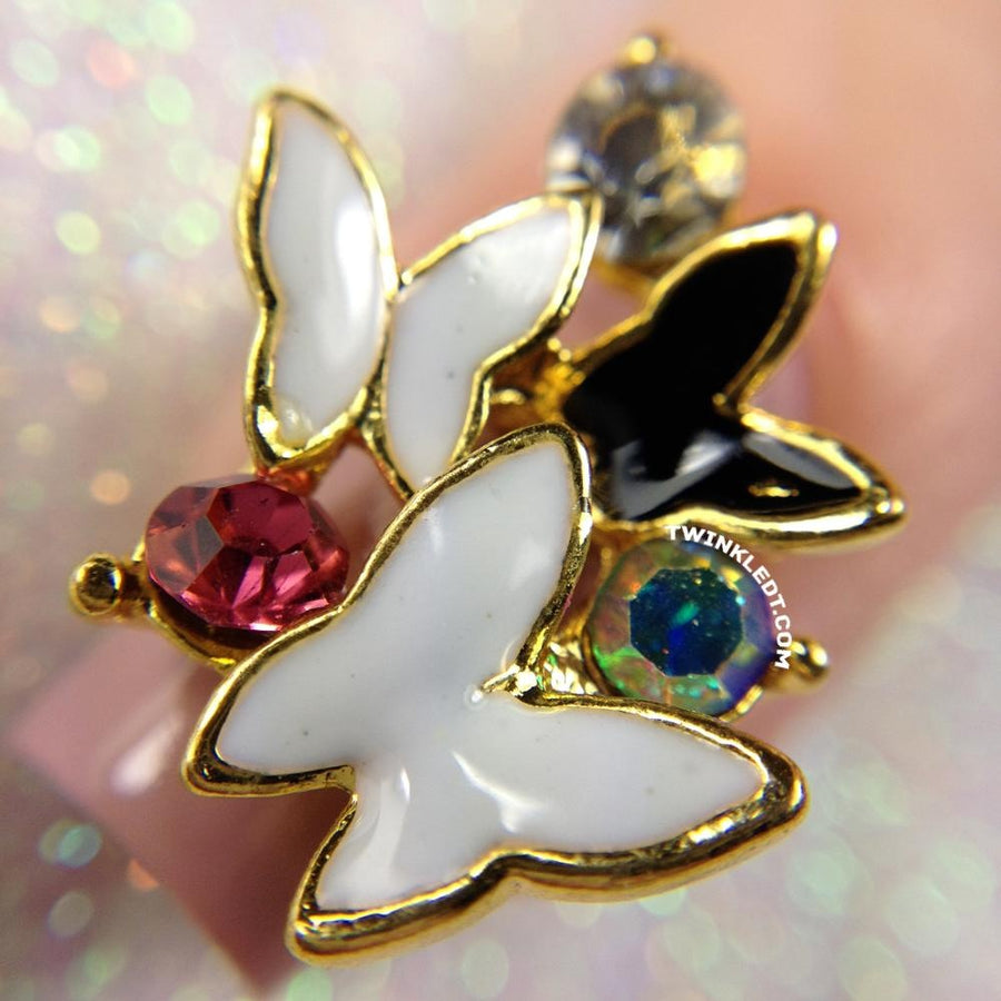 Baby Butterflies Charm