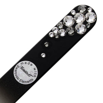 Shay Mont Bleu Glass Nail File