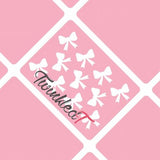 Dainty Bow Stencils - Twinkled T - 1