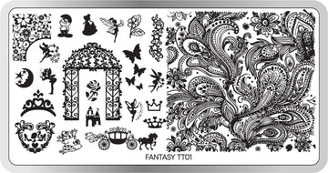 Fantasy Stamping Plate
