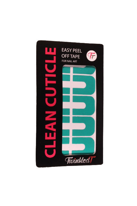 Clean Cuticle™ Peel Off Tape (2 Pack) - Twinkled T - 5