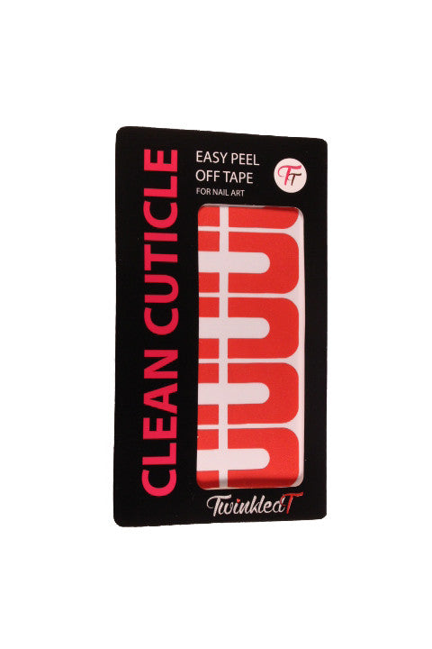Clean Cuticle™ Peel Off Tape (2 Pack) - Twinkled T - 3