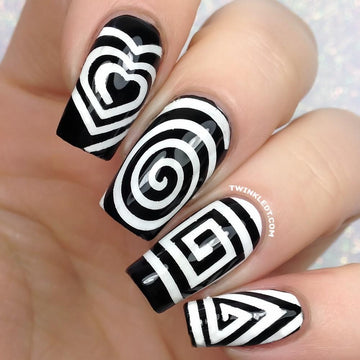 Nail Vinyls , The Largest Nail Stencil Selection in the