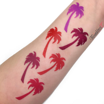 Palm Tree PopSwatch