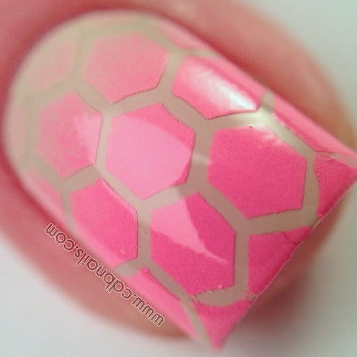 Honeycomb Stencils - Twinkled T - 2