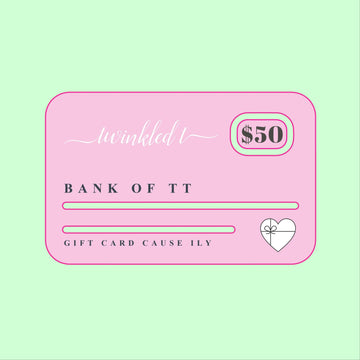 Twinkled T Gift Card