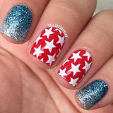 Star Stencils - Twinkled T - 2