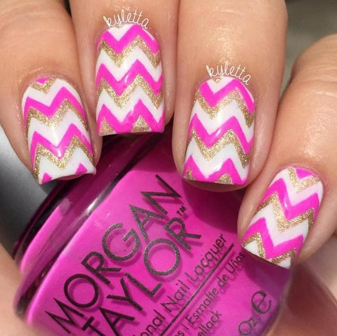 Kylie's Chevron Vinyls - Twinkled T - 8