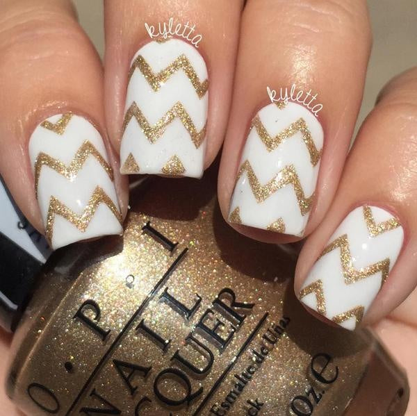 Kylie's Chevron Vinyls - Twinkled T - 7