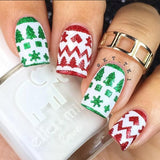 Ugly Sweater Stencils - Twinkled T - 2