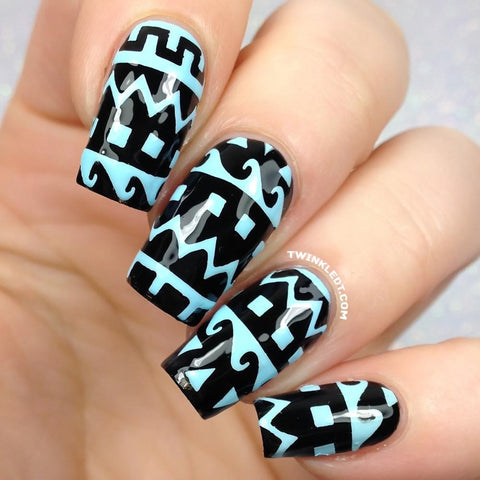 Nail Vinyls Twinkled T
