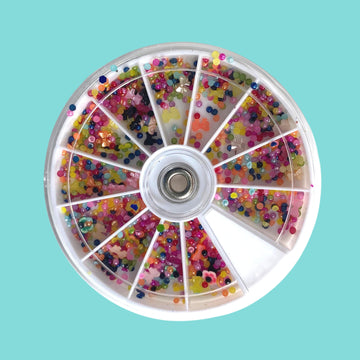 Dipped Dots Wheel