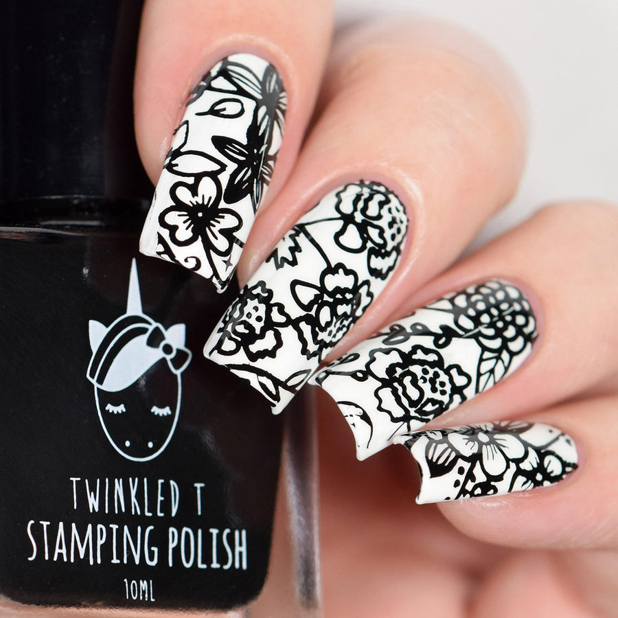 Essentials Stamping Polish Bundle