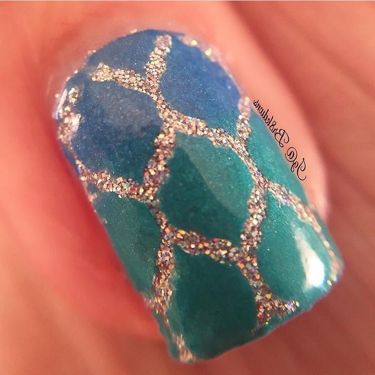 Emerald Stencils - Twinkled T - 4