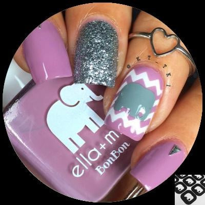 Elephant Vinyls - Twinkled T - 2