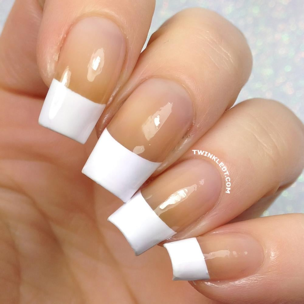 French Tip Vinyls | Twinkled T | $4