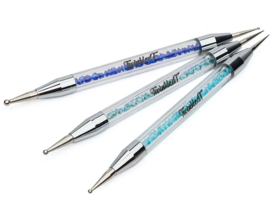 Twinkled T Blue Crystal Dotting Tools - Twinkled T - 1