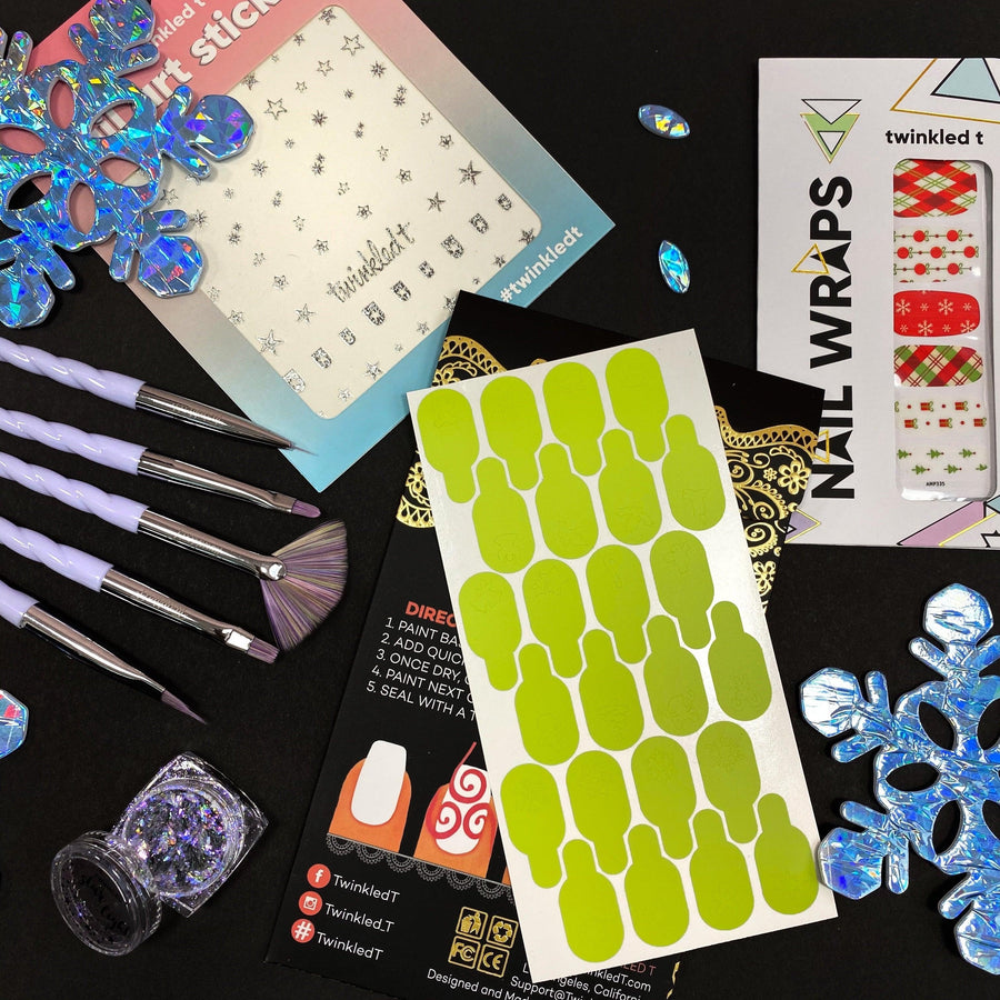 Ultimate Nail Art Holiday Bundle