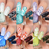 Frost Stamping Polish Bundle