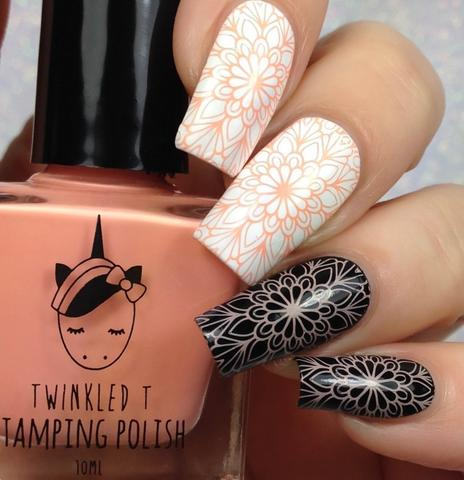 Desert Sunset Stamping Polish Bundle