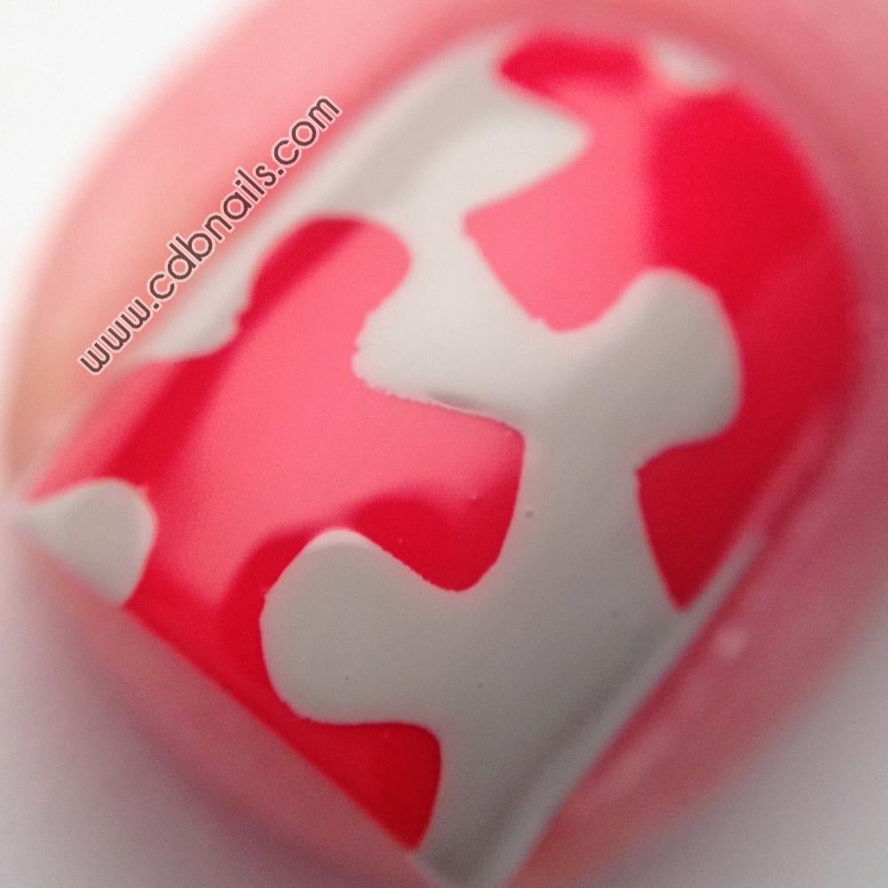 Puzzle Piece Vinyls - Twinkled T - 3