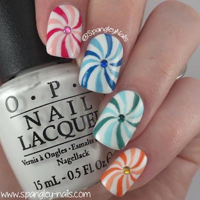 Lollipop Stencil - Twinkled T - 3