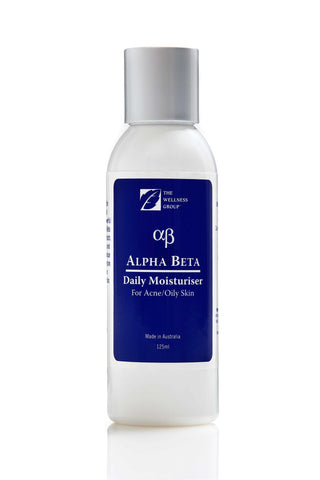 Alpha Beta Daily Moisturiser for Oily or Acne Prone Skin - 125ml